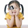 Child with Eye Patch